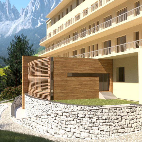 Ospedale di Cortina D'Ampezzo