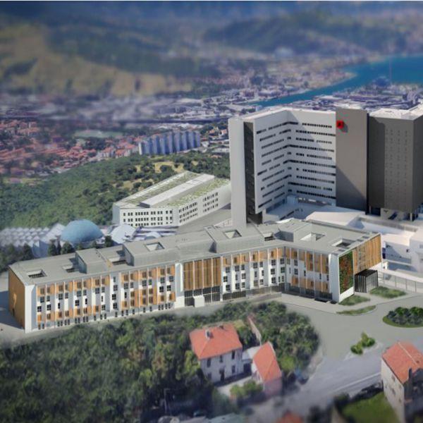 Ospedale Cattinara, Trieste